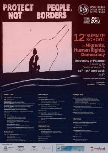 (f.to web) 12TH SUMMER SCHOOL in Migrants, Human Right, Democracy
